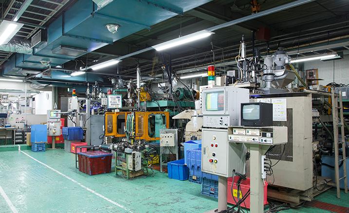 本社 神戸工場 機械